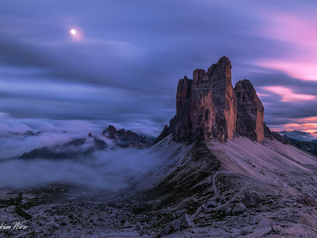 Back in the Dolomites