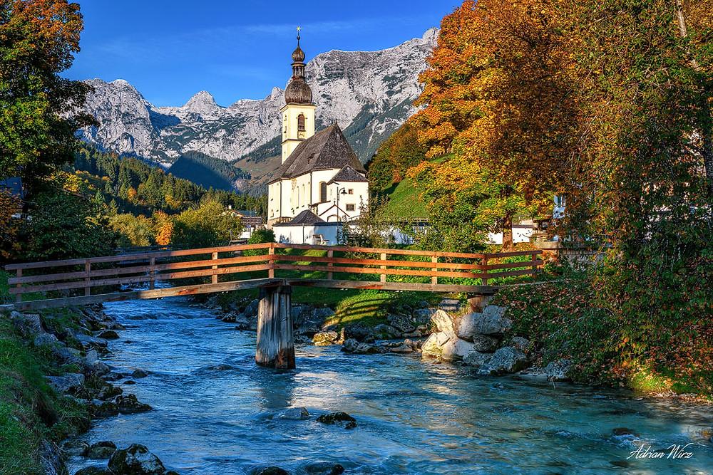 Fotoreise Berchtesgaden-Ramsau