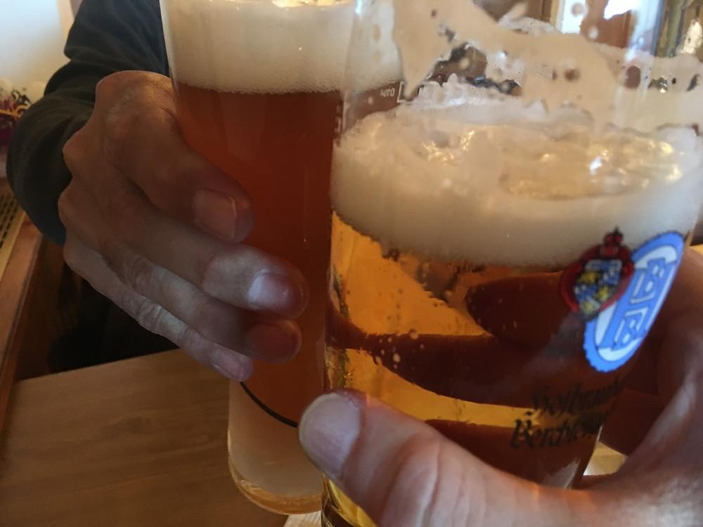 Bier vom Hofbräuhaus Berchtesgaden