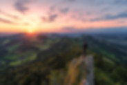 Sonnenaufgang Belchenfluh - Adrian Wirz
