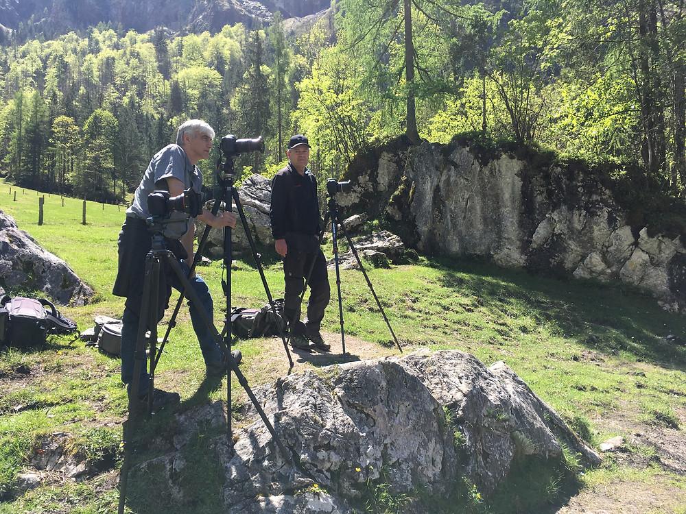 Am Obersee bei Berchtesgaden