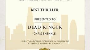 We won LA Film Awards!