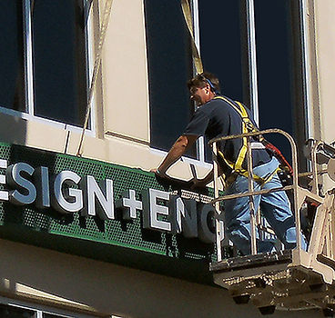 Sign Service and Repair