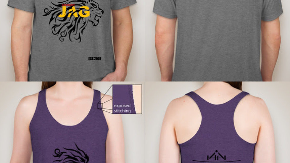 CrossFit JagLion Apparel 2018
