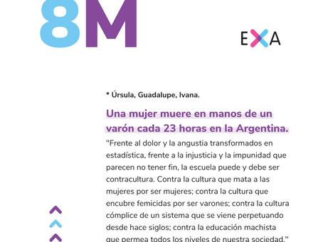 #8M: Que la Escuela sea Contracultura