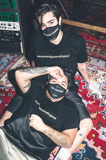 No Babes T-shirt (Unisex)