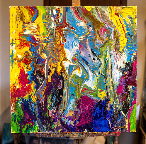 5. Dancing Colors