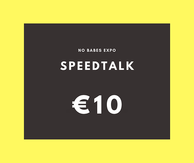 Speedtalk: Kom in contact met de No Babes community