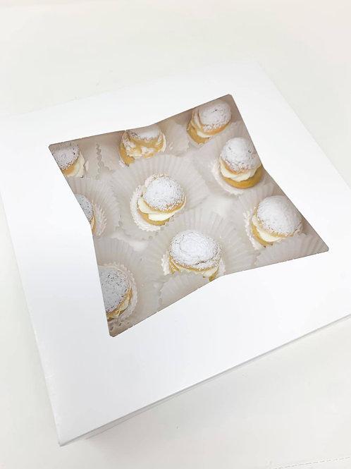 Mini Cream Puff Gift Box