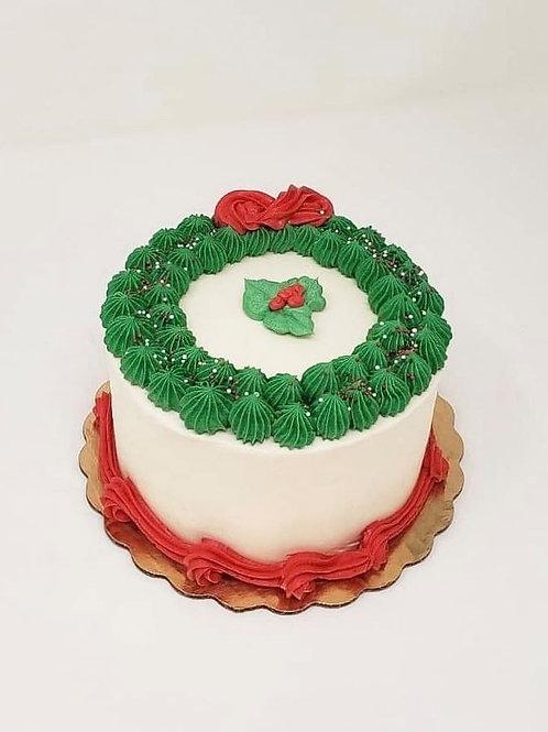 Holiday Theme - Wreath Design