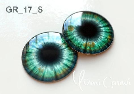 Blythe eye chip 14 mm GR_17