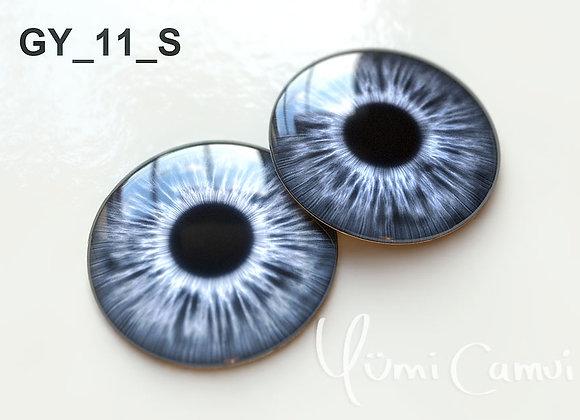 Blythe eye chip 14 mm GY_11