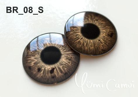 Blythe eye chip 14 mm BR_08