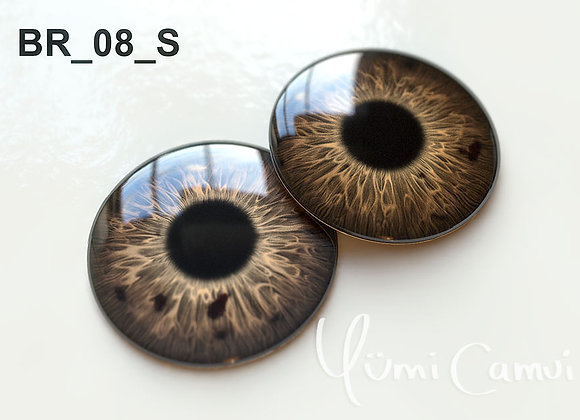 Blythe eye chip 14 mm BR_08