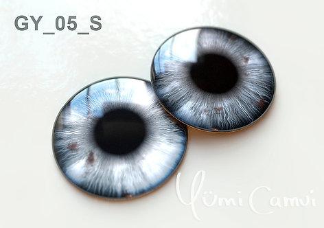 Blythe eye chip 14 mm GY_05