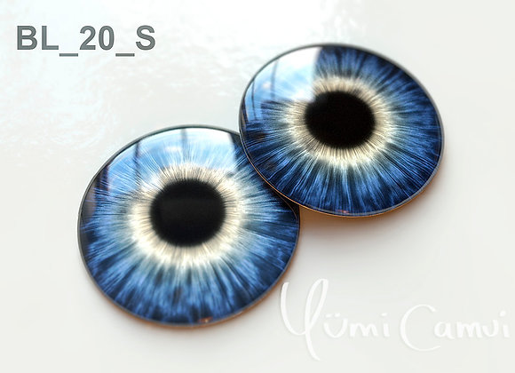 Blythe eye chip 14 mm BL_20