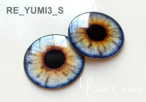 Blythe eye chip 14 mm RE_YUMI3