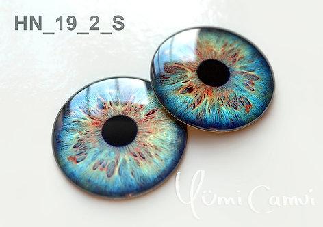 Blythe eye chip 14 mm HN_19_2