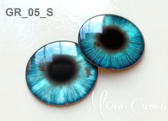 Blythe eye chip 14 mm GR_05