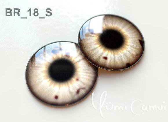 Blythe eye chip 14 mm BR_18
