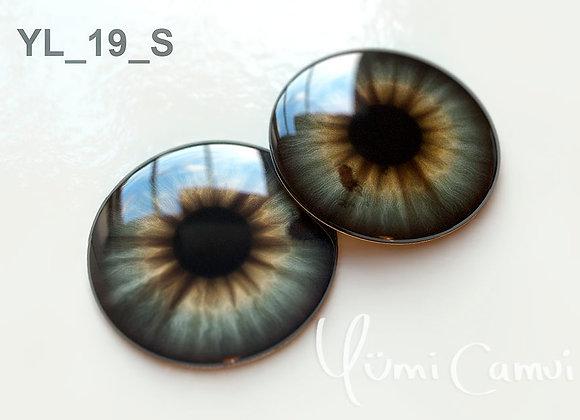 Blythe eye chip 14 mm YL_19