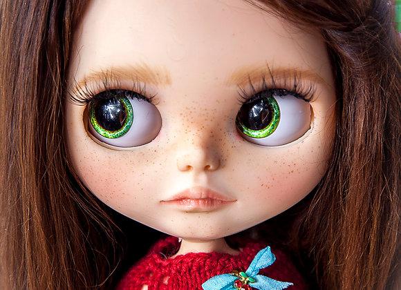Custom Neo Blythe doll Dina