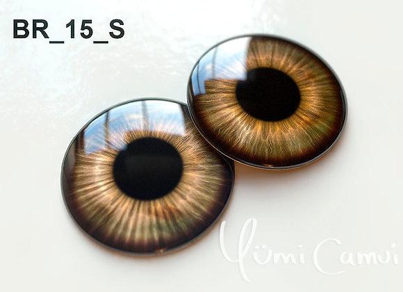 Blythe eye chip 14 mm BR_15