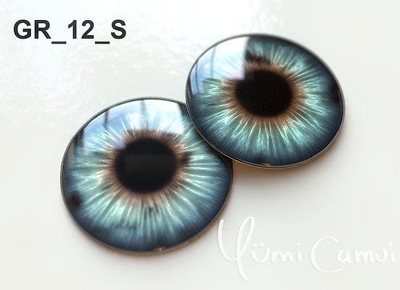 Blythe eye chip 14 mm GR_12