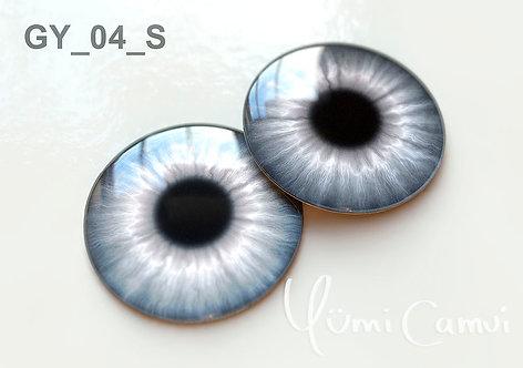 Blythe eye chip 14 mm GY_04