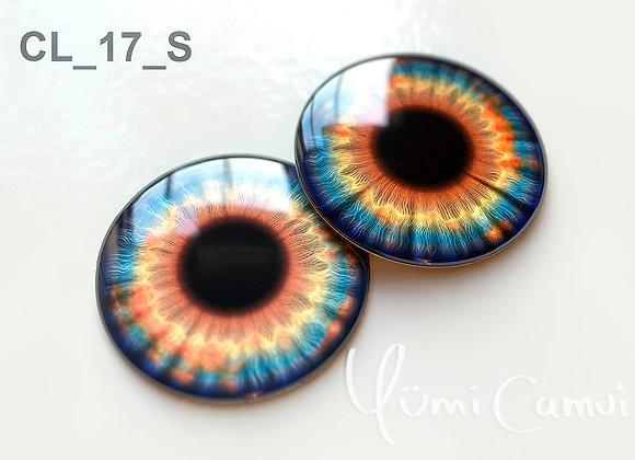 Blythe eye chip 14 mm CL_17