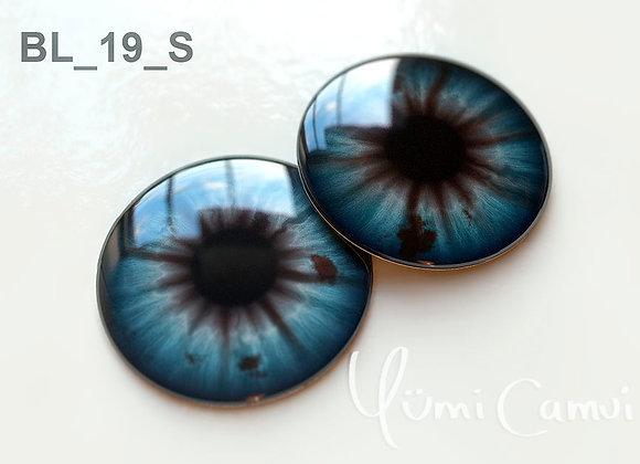 Blythe eye chip 14 mm BL_19