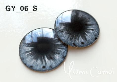 Blythe eye chip 14 mm GY_06