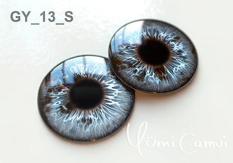Blythe eye chip 14 mm GY_13