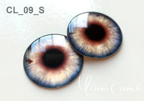 Blythe eye chip 14 mm CL_09