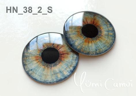 Blythe eye chip 14 mm HN_38_2