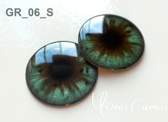 Blythe eye chip 14 mm GR_06