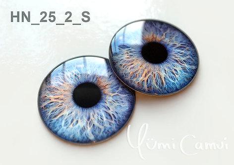 Blythe eye chip 14 mm HN_25_2