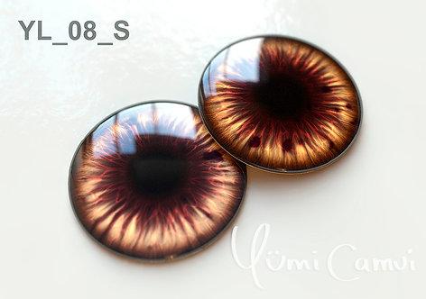 Blythe eye chip 14 mm YL_08