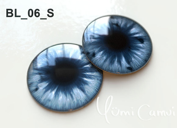 Blythe eye chip 14 mm BL_06