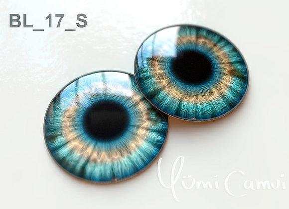 Blythe eye chip 14 mm BL_17