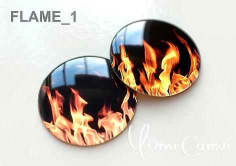 Blythe eye chip 14 mm Flame_1