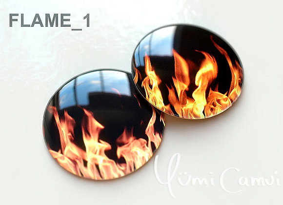 Blythe eye chip 14 mm Flame_1