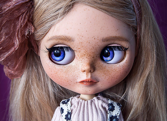Custom Neo Blythe doll Lina