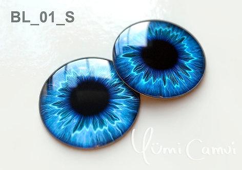 Blythe eye chip 14 mm BL_01