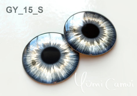 Blythe eye chip 14 mm GY_15