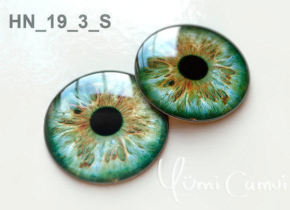 Blythe eye chip 14 mm HN_19_3