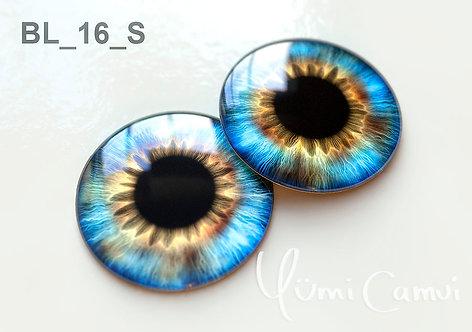 Blythe eye chip 14 mm BL_16