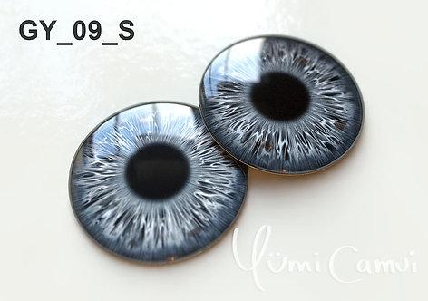Blythe eye chip 14 mm GY_09