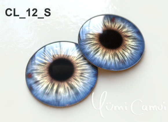 Blythe eye chip 14 mm CL_12