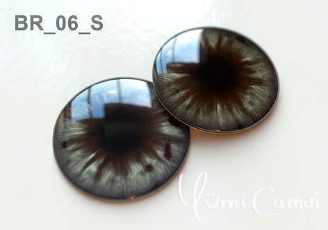 Blythe eye chip 14 mm BR_06